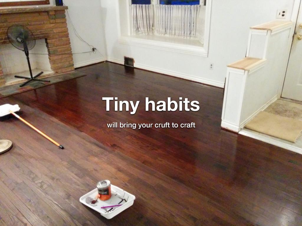 @nickdenardis #psuweb Tiny habits will bring yo...