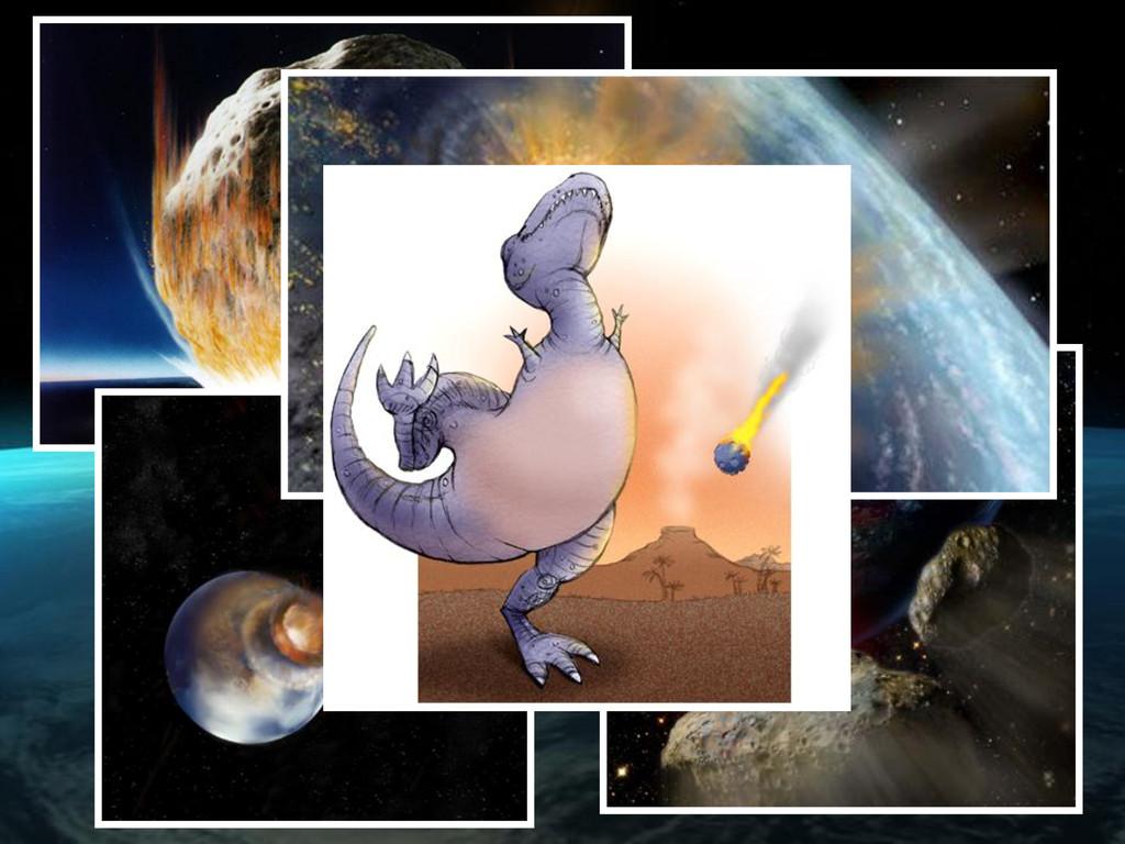 Hace 65 millones de años,