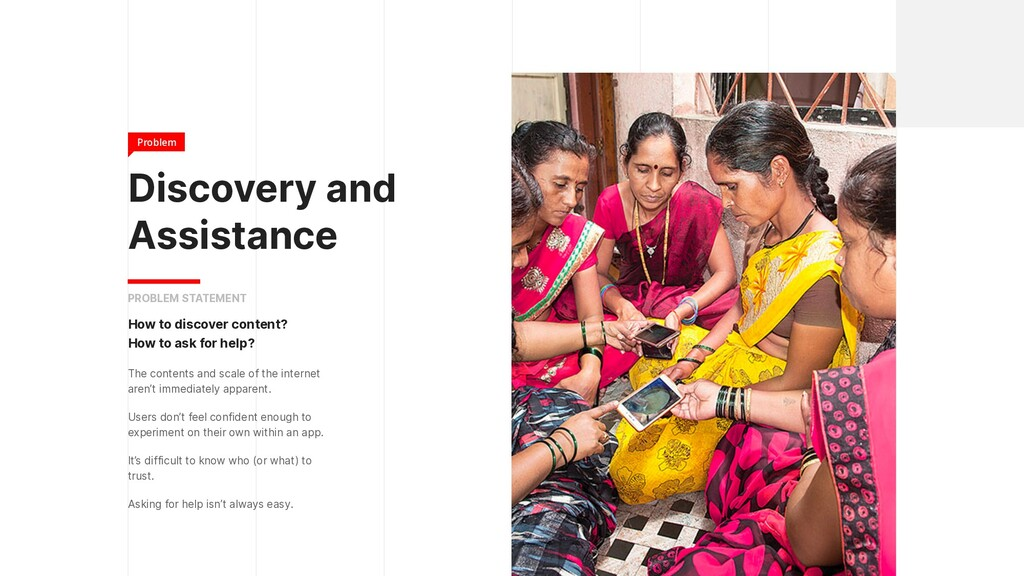 Discovery and Assistance How to discover conten...