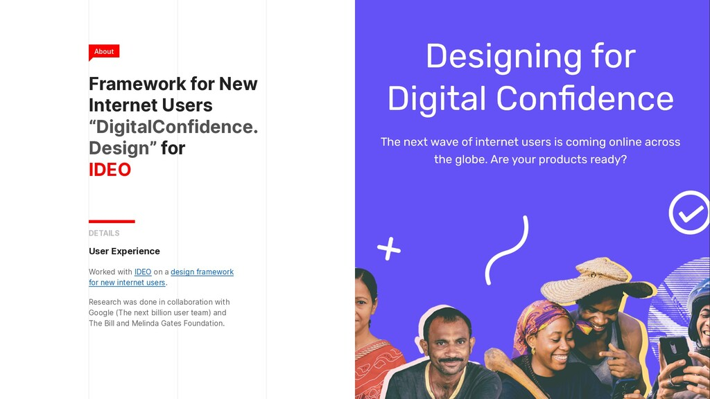 "Framework for New Internet Users ""DigitalConfid..."