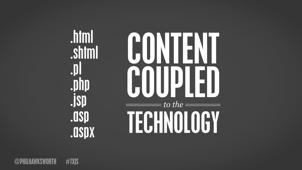 .html .shtml .pl .php .jsp .asp .aspx to the CO...