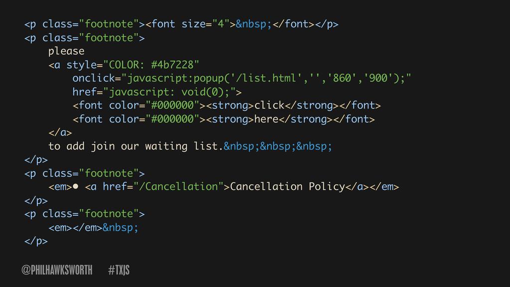 "<p class=""footnote""><font size=""4"">&nbsp;</font..."