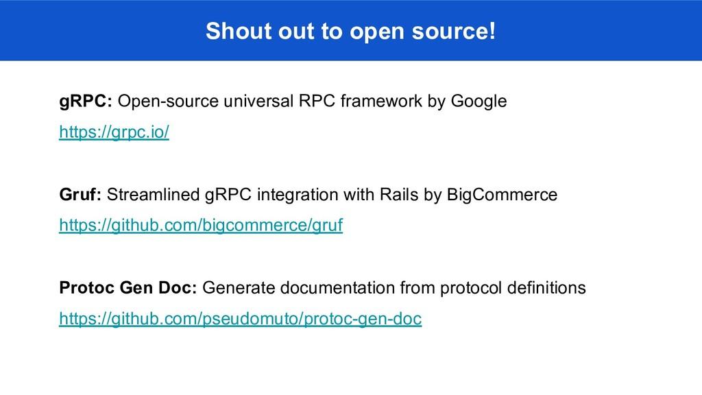 Gruf: Streamlined gRPC integration with Rails b...