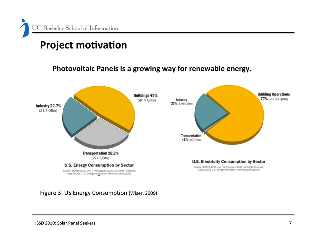 Project mo(va(on  ISSD 2010: Solar...