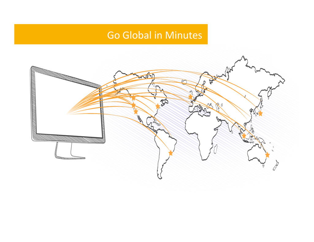 Go Global in Minutes