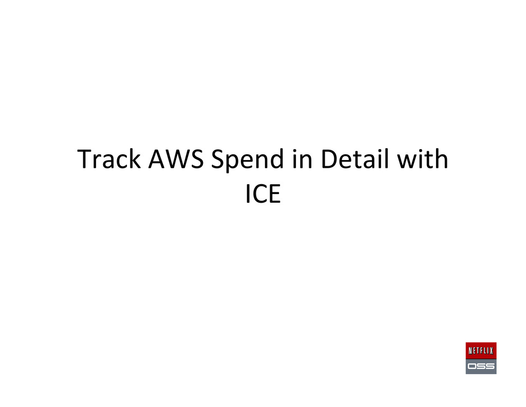 Track AWS Spend in Detail with...