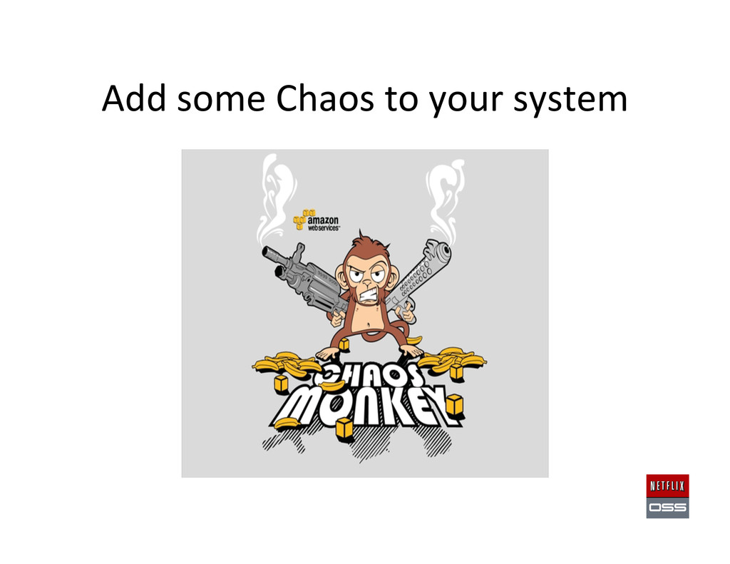 Add some Chaos to your system