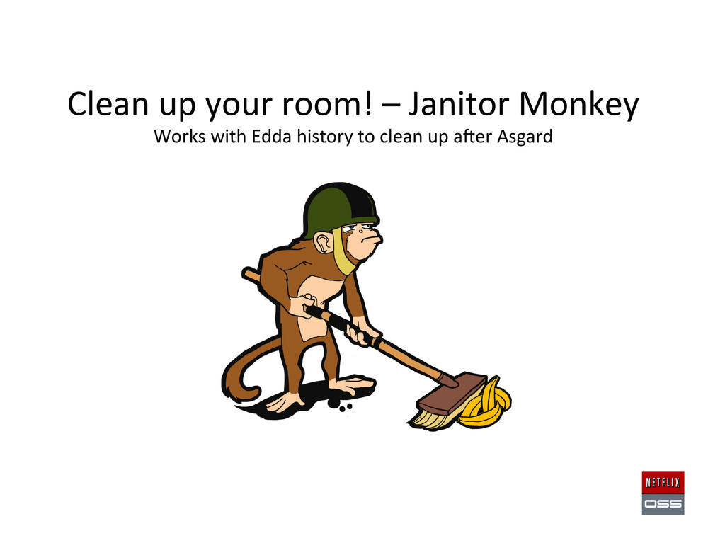 Clean up your room! – Janitor ...