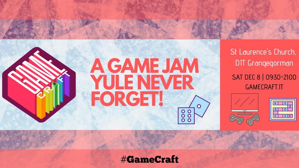 #GameCraft