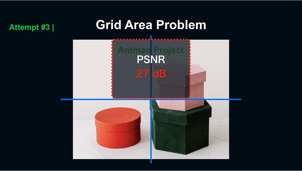 Grid Area Problem Attempt #3 | 14/3 E#