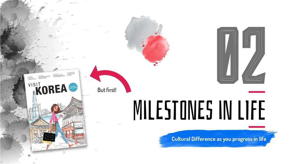 MilEStoNEs iN lIFe 02 Cultural Difference as yo...