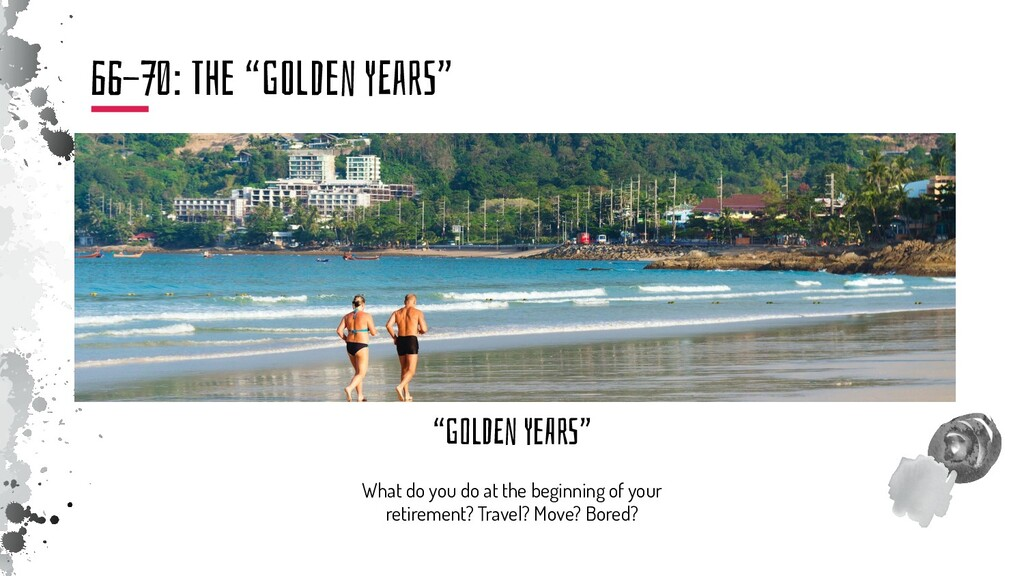 """""""GolDEn YeArS"""" What do you do at the beginning ..."""