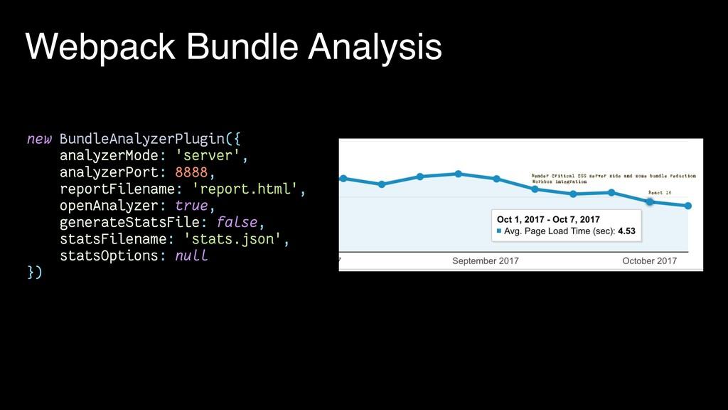 new BundleAnalyzerPlugin({ analyzerMode: 'serve...