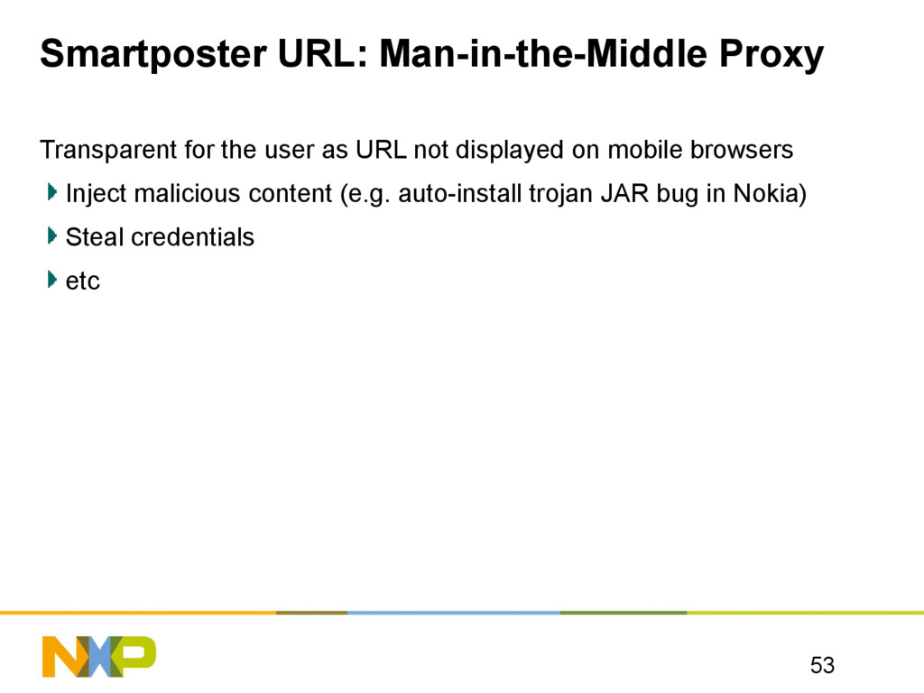 Smartposter URL: Man-in-the-Middle Proxy Transp...
