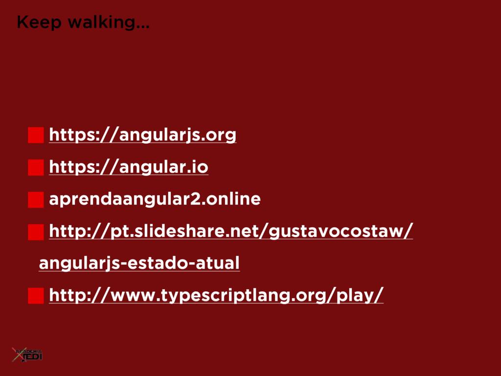 https://angularjs.org https://angular.io aprend...