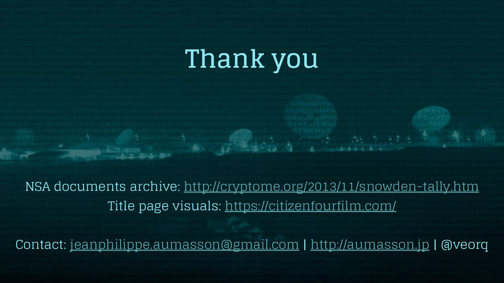 Thank you NSA documents archive: http://cryptom...