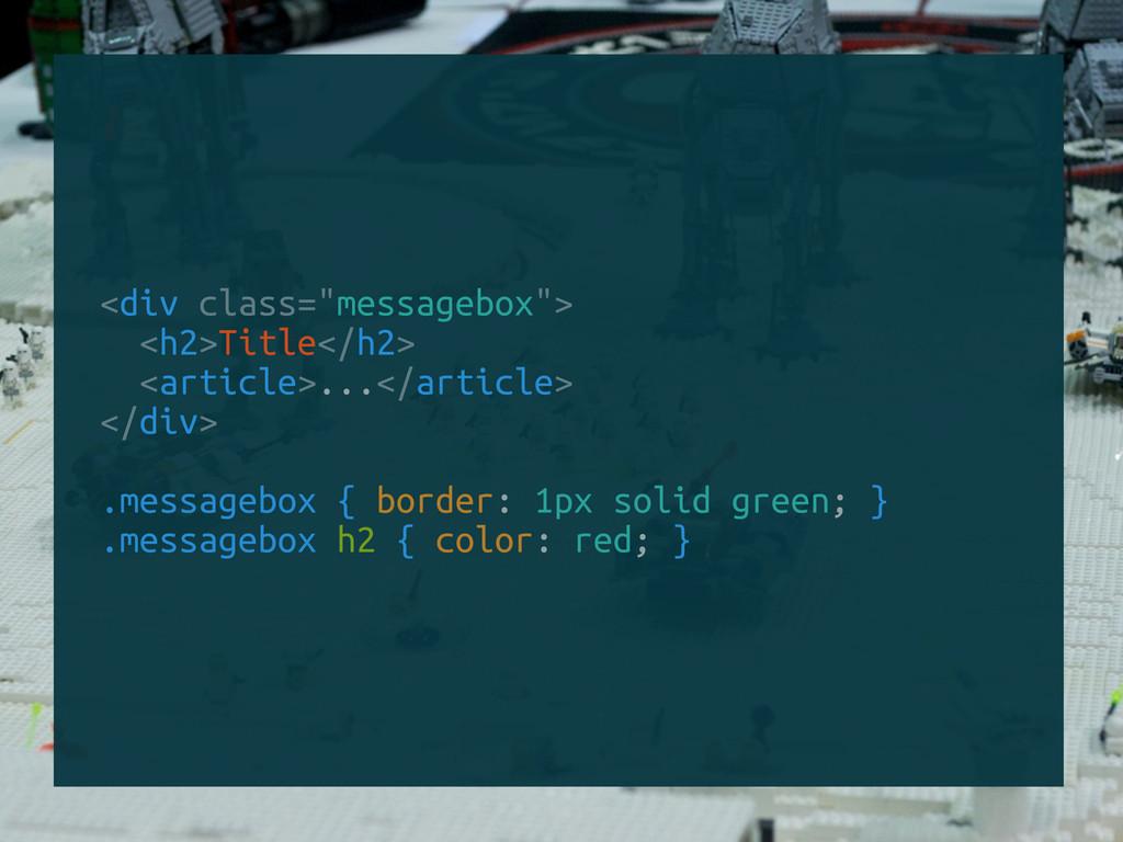 """<div class=""""messagebox""""> <h2>Title</h2> <articl..."""