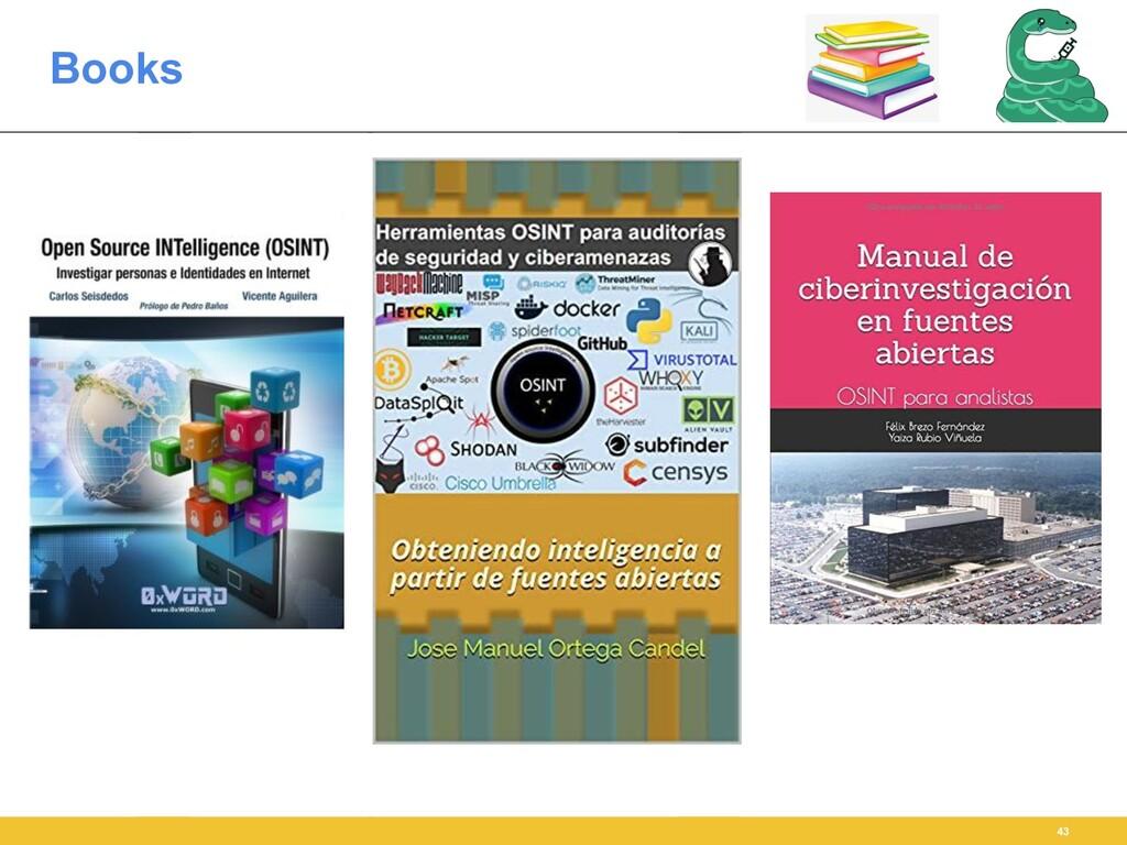 Books 43