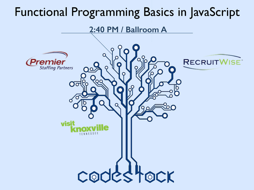 Functional Programming Basics in JavaScript 2:4...