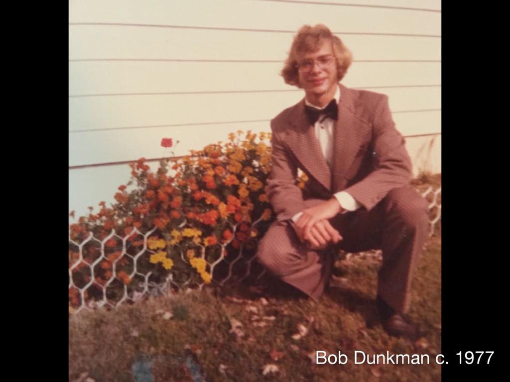 Bob Dunkman c. 1977