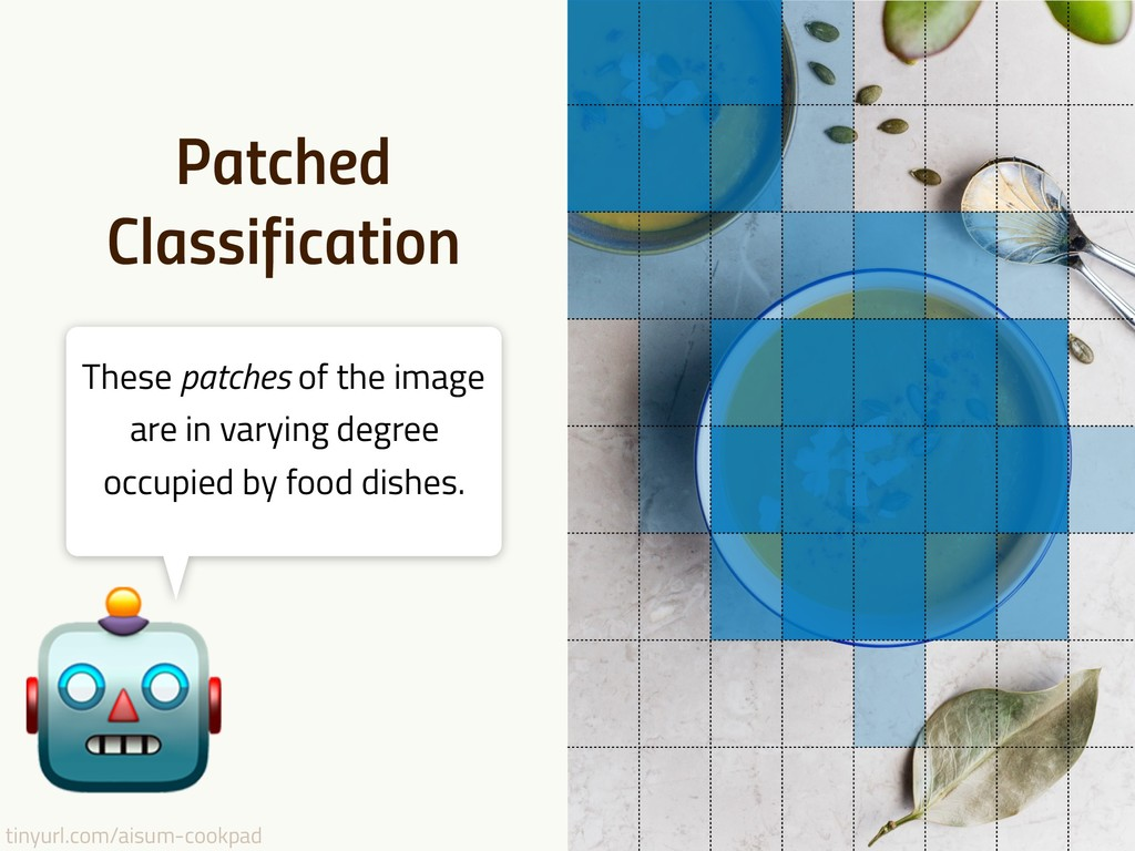 tinyurl.com/aisum-cookpad Patched Classificatio...