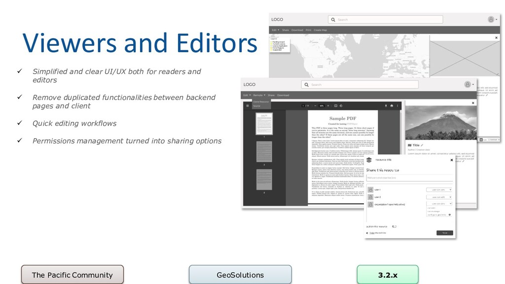 Viewers and Editors 3.2.x ✓ Simplified and clea...