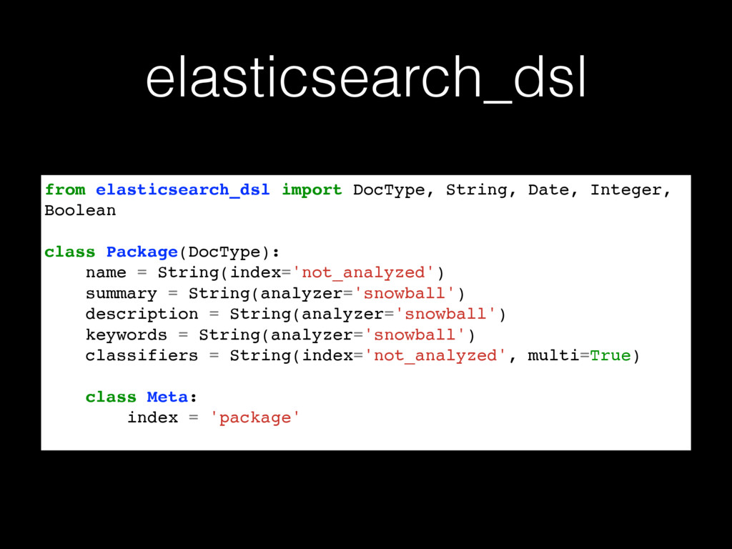 elasticsearch_dsl from elasticsearch_dsl import...