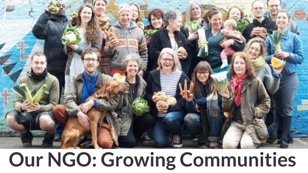 Our NGO: Growing Communities