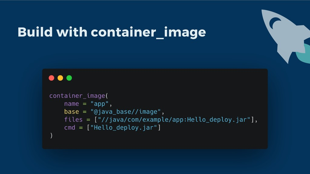Build with container_image