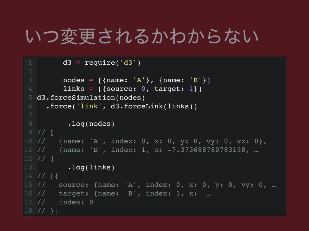 ͍ͭมߋ͞ΕΔ͔Θ͔Βͳ͍ 1 const d3 = require('d3') 2 3 co...