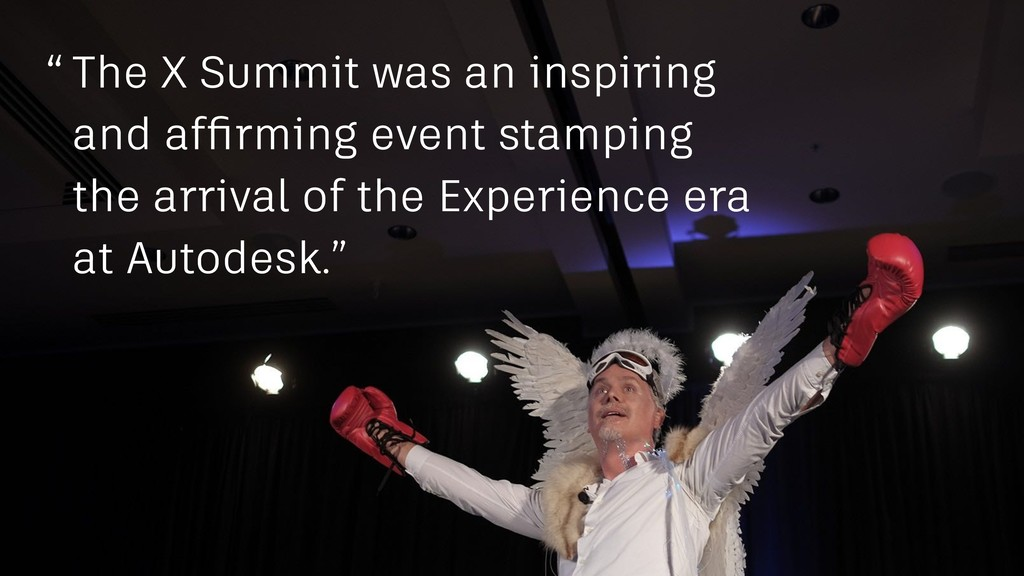 The X Summit was an inspiring and affirming even...
