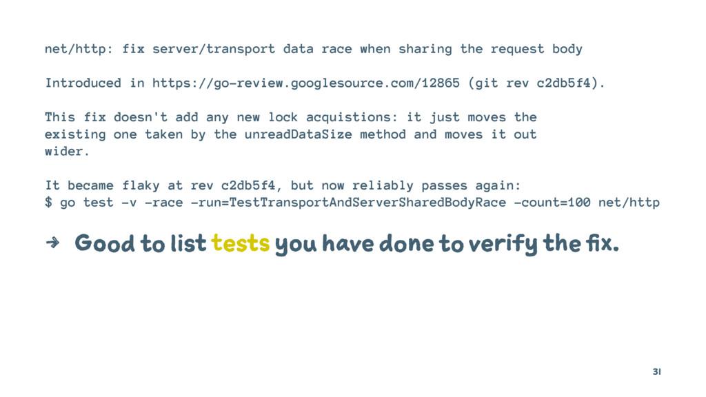 net/http: fix server/transport data race when s...