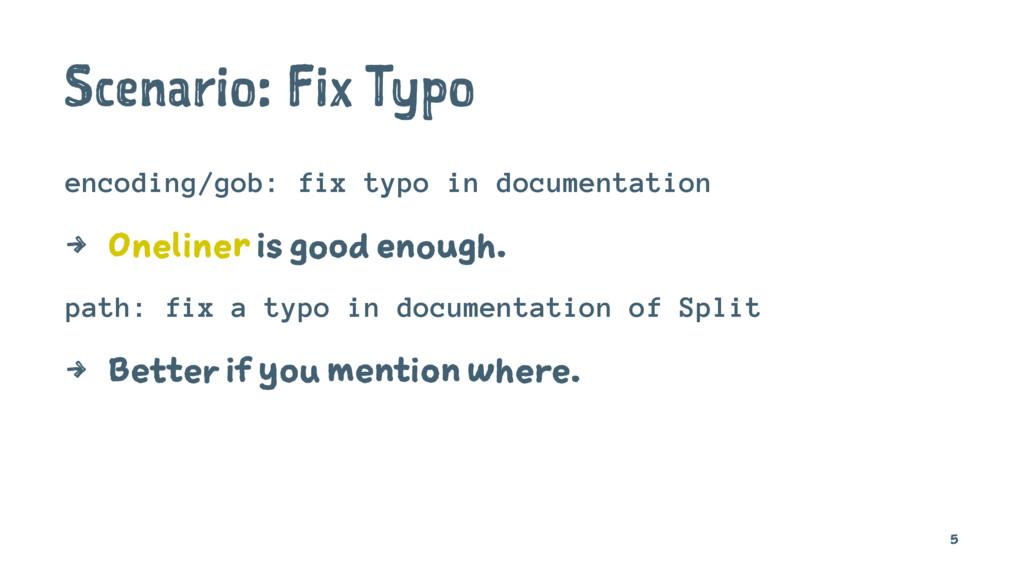 Scenario: Fix Typo encoding/gob: fix typo in do...