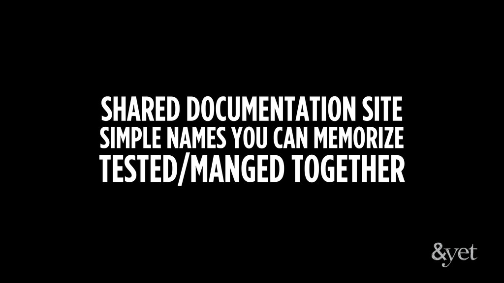 SHARED DOCUMENTATION SITE SIMPLE NAMES YOU CAN ...