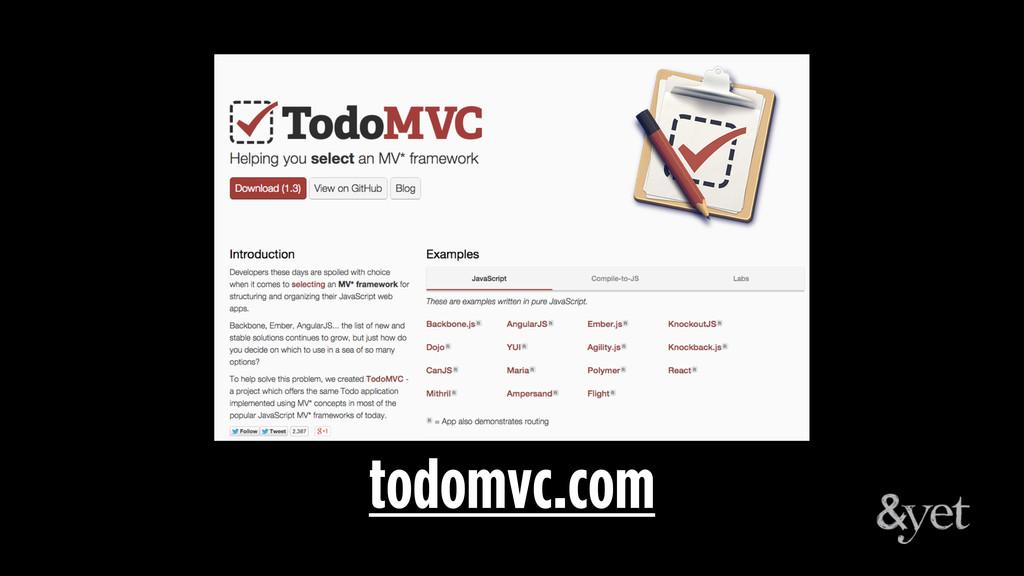 todomvc.com