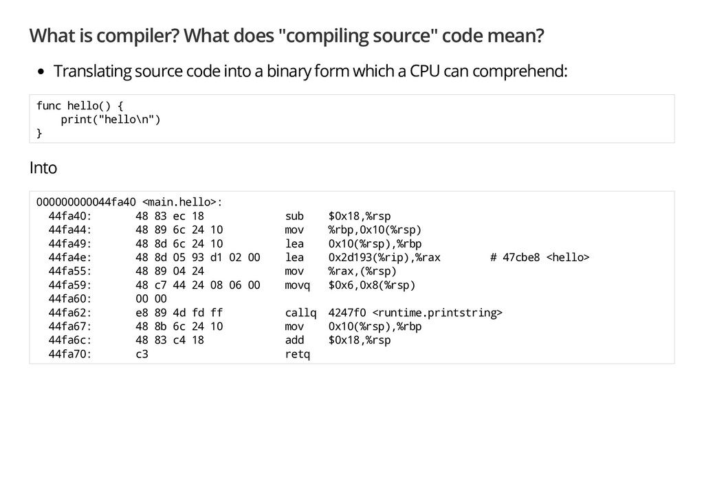 "What is compiler? What does ""compiling source"" ..."