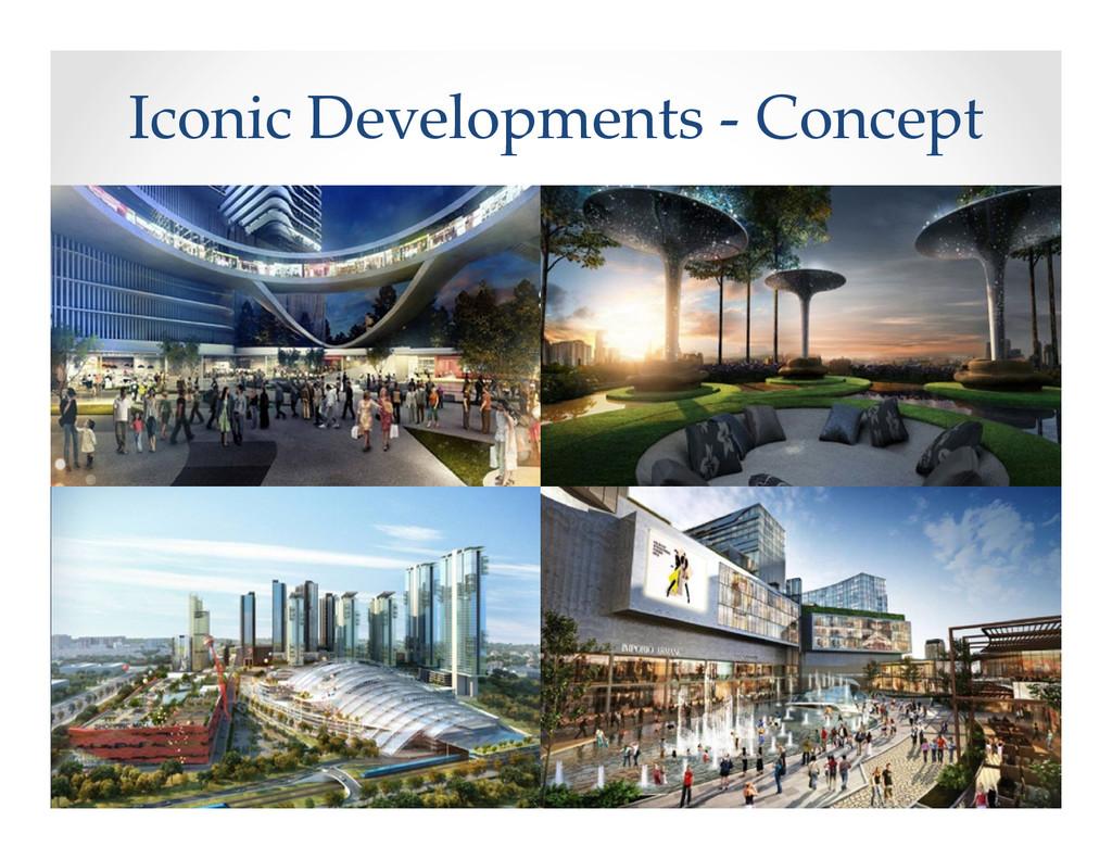 Iconic Developments - Concept