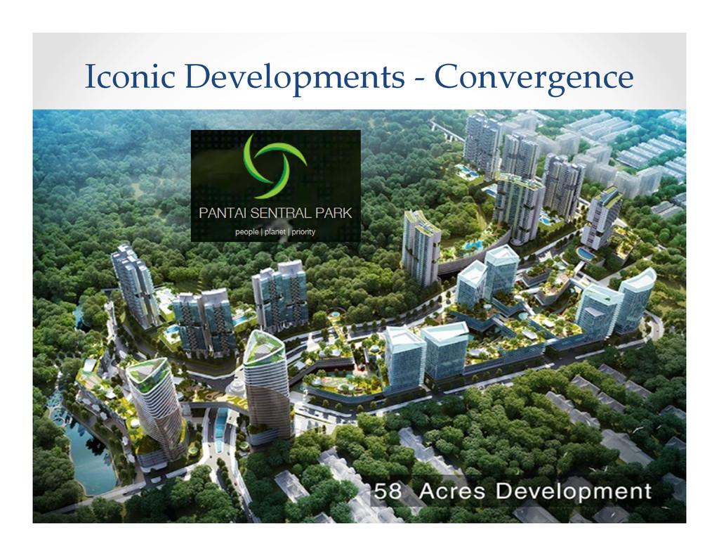 Iconic Developments - Convergence