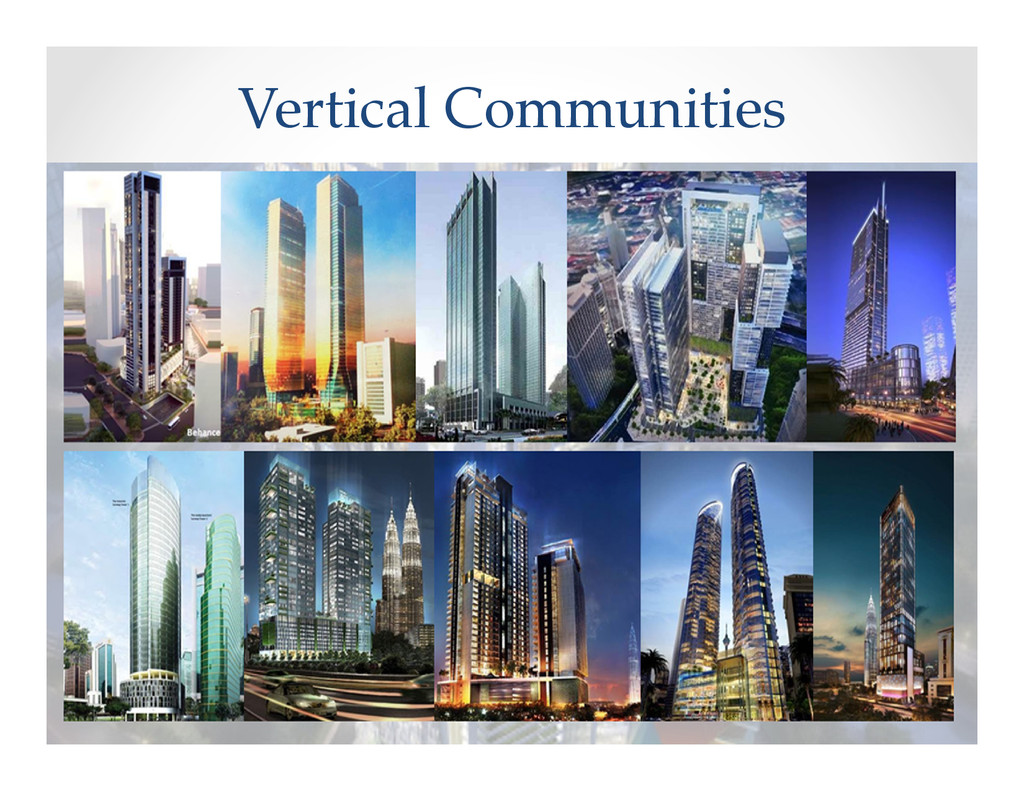 Vertical Communities