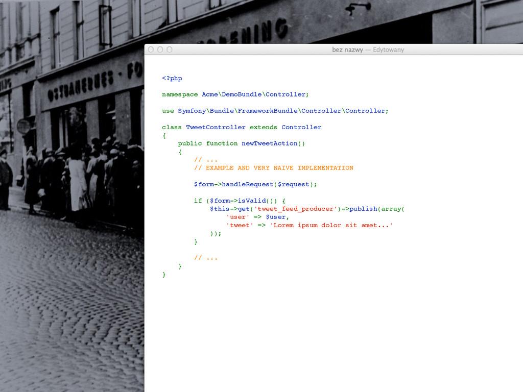 <?php namespace Acme\DemoBundle\Controller; use...