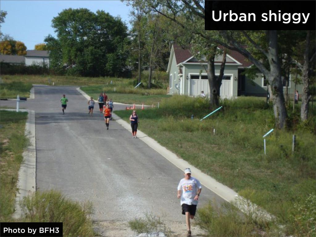 Urban shiggy Photo by BFH3