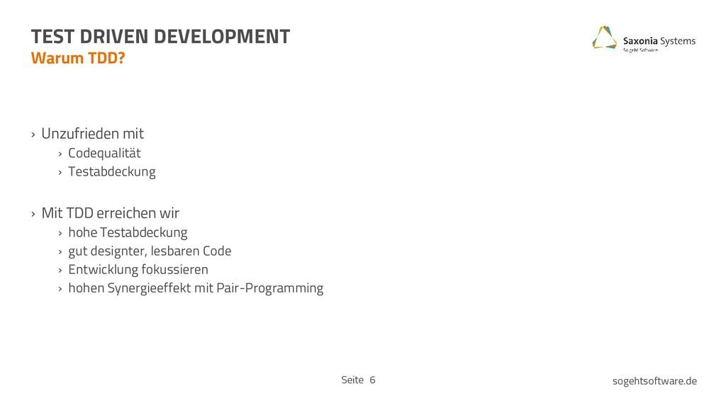 Seite sogehtsoftware.de 6 › Unzufrieden mit › C...