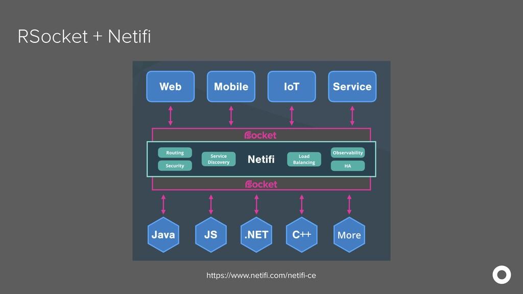 RSocket + Netifi https://rsocket.io/ https://ww...