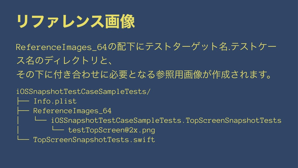 ϦϑΝϨϯεը૾ ReferenceImages_64ͷԼʹςετλʔήοτ໊.ςετέʔ ...