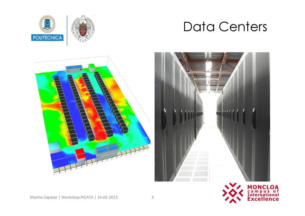 Data Centers Marina	