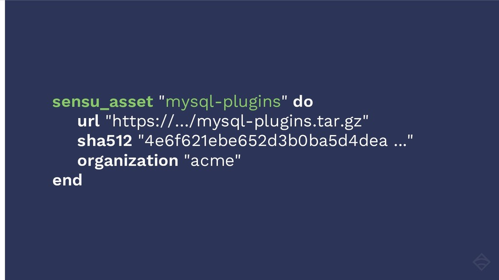 "sensu_asset ""mysql-plugins"" do url ""https://…/m..."