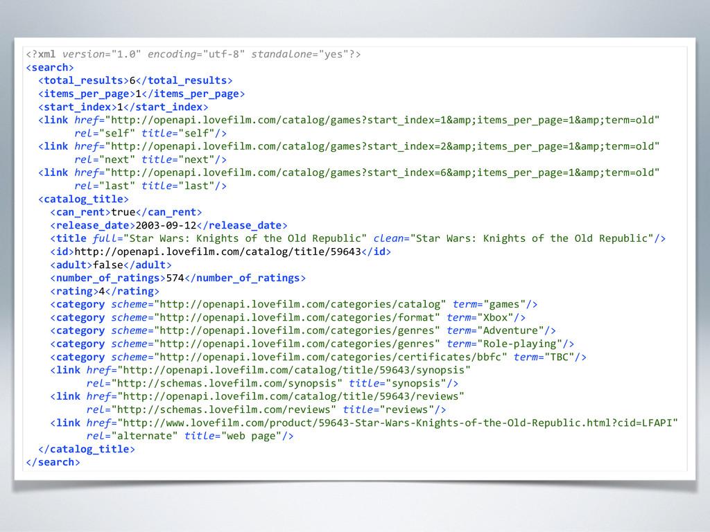 """<?xml version=""""1.0"""" encoding=""""utf-‐8"""" ..."""
