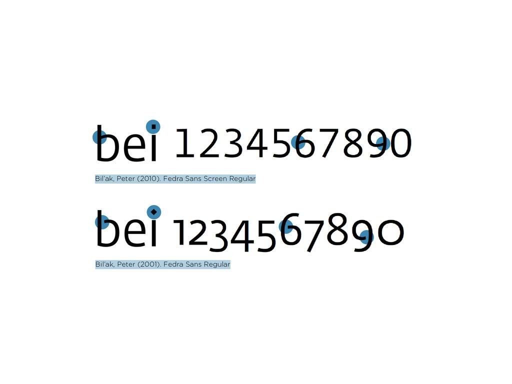 Bil'ak, Peter (2010). Fedra Sans Screen Regular...