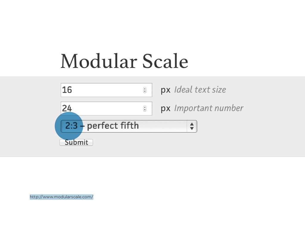 http://www.modularscale.com/