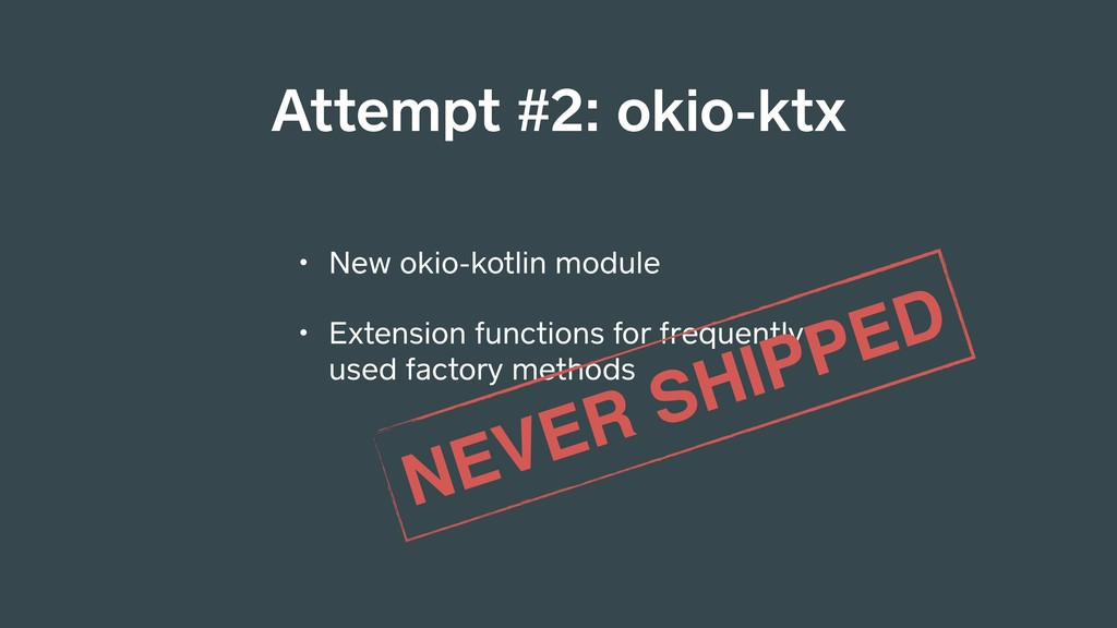 • New okio-kotlin module • Extension functions ...